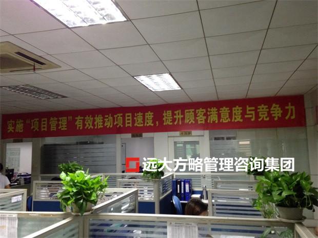 深圳哪家管理咨询公司比较专业【深圳海和公司落地管理咨询项目合照】